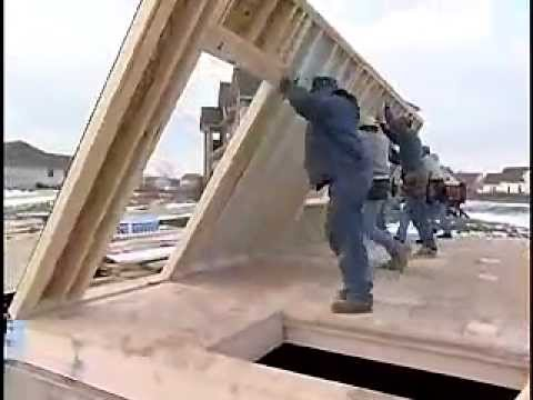 Exterior Wall Sheathing With Rigid Foam Insulation Youtube