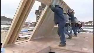 Exterior Wall sheathing with rigid foam insulation