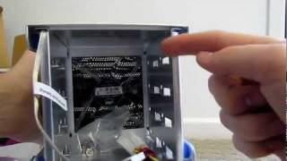 #0003 - Coolermaster 4-in-3 Drive Bay Unboxing