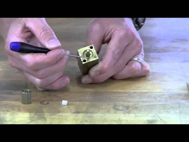 Unist - How To: Rebuilding a Uni-Roller® Pump Type C
