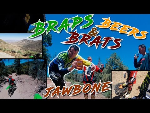 Braps, Beers and Brats at Jawbone OHV