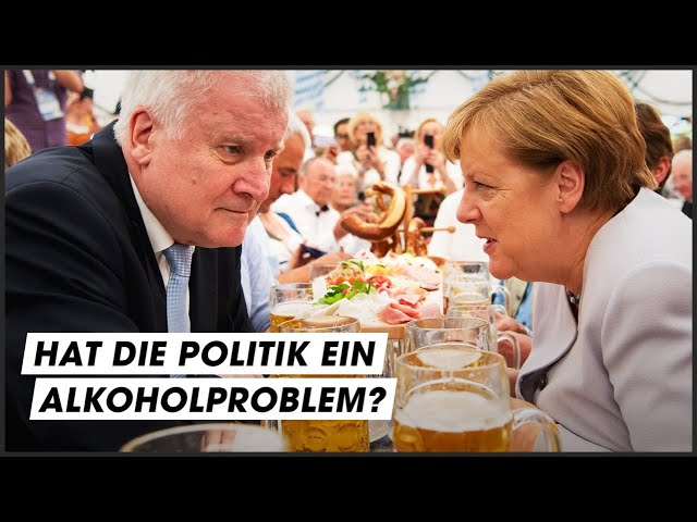 Die Politik und die Alkohol-Lobby