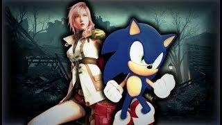 With Me x Crimson Blitz   SatBK OST/Final Fantasy XIII-2 OST