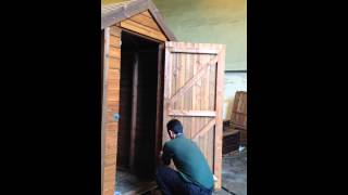 How Easy Shed's Security & Beast Shed Door Will Stop A Burglar