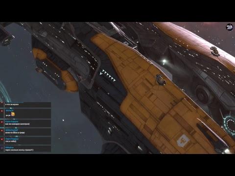 EvE Online #181 Navy Megathron.