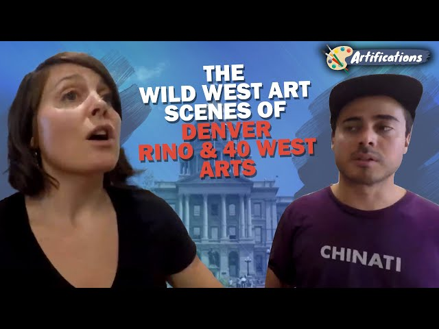 The Wild West Art Scene of Denver: RiNo and 40 West Arts