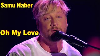 Samu haber tries to get the candidate (janina beyerlein : 20 years) into his teamjanina    lady gaga - always remember us this way voice 202...