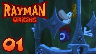 Rayman Origins #01 : ÇA VA BAFFER