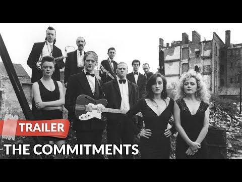 The Commitments 1991 Trailer | Robert Arkins