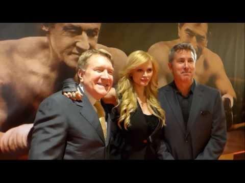 Audrey Tritto   Stallone & De Niro   Roma   Italian premiere Grudge Match