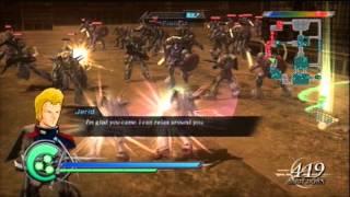 Dynasty Warriors Gundam 2: One Man Army