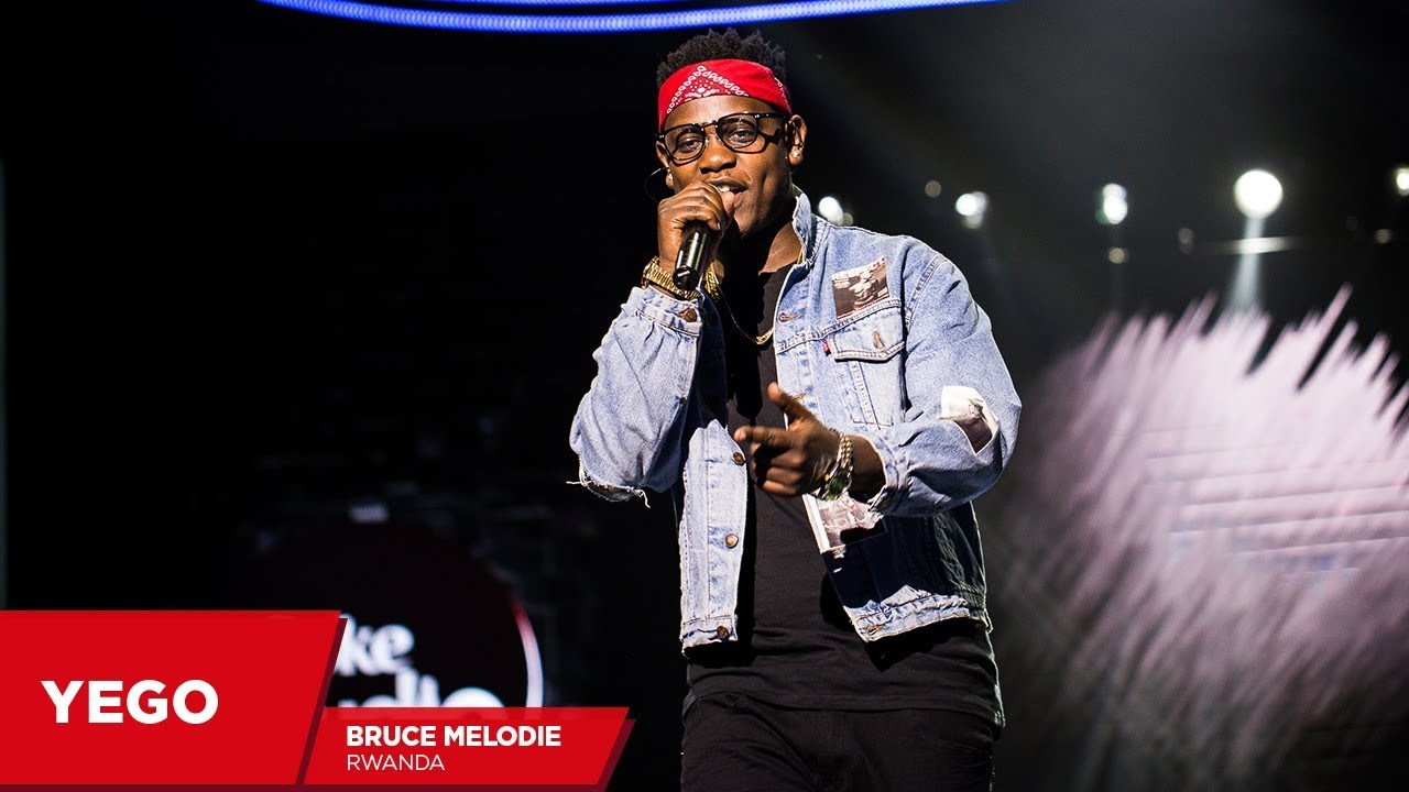 Bruce Melodie: Yego (Cover) - Coke Studio Africa