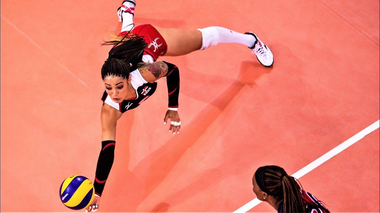 Titans volleyball womens youtube gaming jpg 1280x720 Camiseta brenda  castillo 4f3884af24788