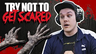 TRY NOT TO GET SCARED! #3