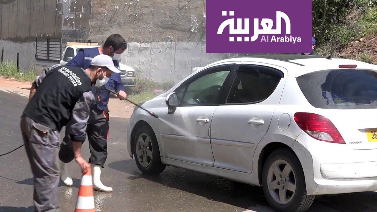 قرية جزائرية تتخذ إجراءات من نوع خاص لمنع كورونا من التسلل