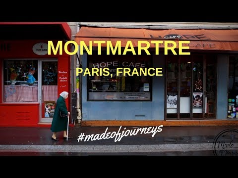 Montmartre | Paris City Guide by Made of Journeys
