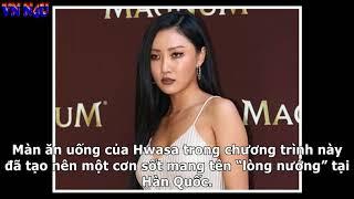 BXH thương hiệu thành viên girlgroup: Hwasa (Mamamoo) vượt dàn mỹ nhân nhờ… khoe mặt mộc và ăn lò...