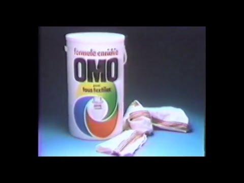 La pub omo 'avec les noeuds' qui inspira Coluche pour son sketch sur les lessives