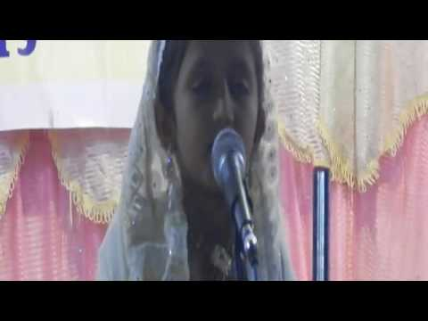 Wo Jiske Liye Mehfile Konen Saji Hai Most Beautiful Naat Sharif by Asma AbdulGafur (Must Listen)