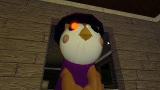 PLAYING AS OWELL PIGGY - ROBLOX PIGGY 2 HALLOWEEN UPDATE