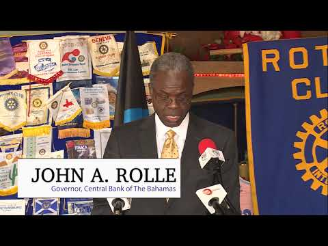 Governor John A. Rolle - Exchange Control Policy Address