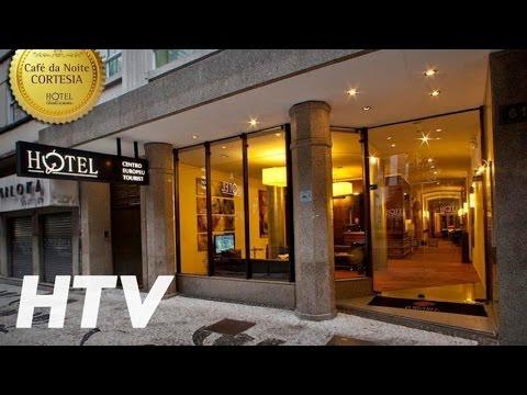 Hotel Centro Europeu Tourist en Curitiba