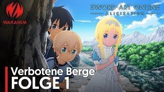 Sword Art Online -Alicization- | Verbotene Berge [OmdU]