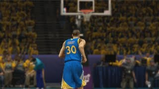 NBA 2K13 MY CAREER - Eric Gordon Goes for 50 Again?! NBA Playoffs WCSF Game 2