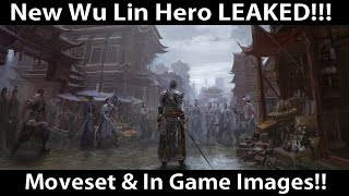 For Honor - NEW Wu Lin Hero LEAK!! Moveset & Images!! JUST DODGE!!!