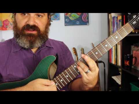 In The Mind of Jerry Garcia: Peggy O Guitar Solo
