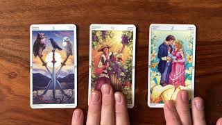 Daily Tarot Reading for 10 December 2017 | Gregory Scott Tarot