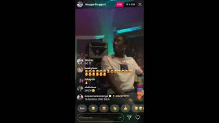 "Young Thug x Gunna ""DOLLAZ ON MY HEAD"" Snippet On Ig Live"