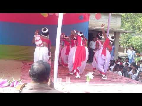 Adibashi Basanpur School Reyaaa Susun Program