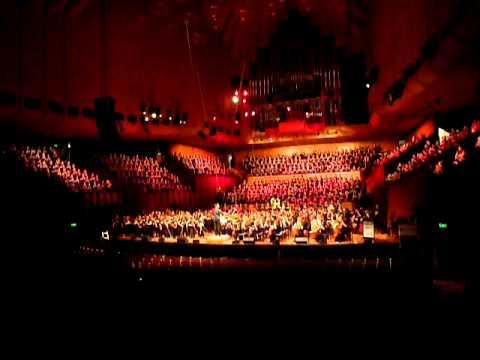 Sydney opera house performance youtube for Performance house