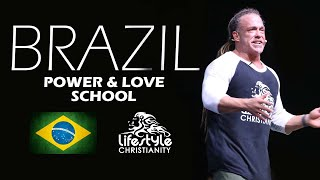 Brazil Power & Love School - Tom Ruotolo (Session 1)