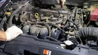 Раскоксовка поршневых колец мазда 6  1,8  2007 года  Mazda 6