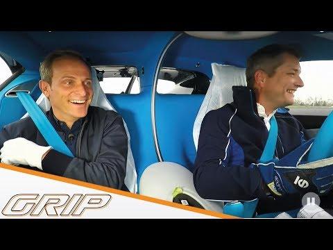 Bugatti Inside - GRIP - Folge 426 - RTL2