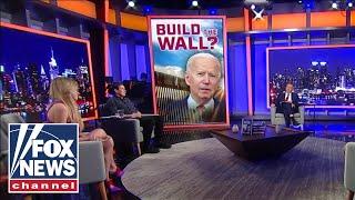 Build the wall? 'Gutfeld!' on Biden's plan to fill 'gaps' in border
