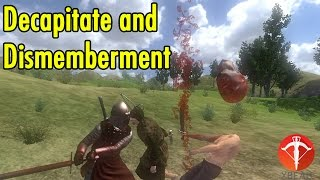 Decapitation and Dismemberment Mod - Mount and Blade Warband