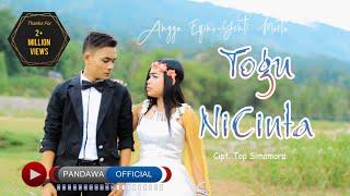 Togu Ni Cinta Angga eqino feat Yenti morta ( Official video musik Pandawa )