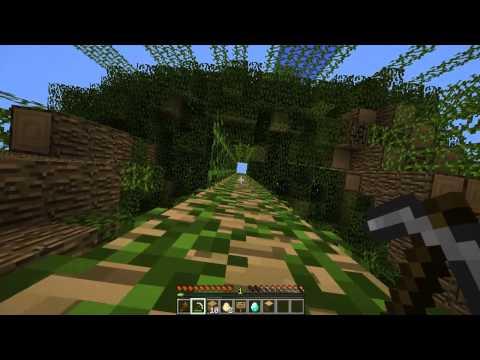 Ita minecraft 1 6 2 giro del mondo e casa sull 39 albero - Casa sull albero minecraft ...