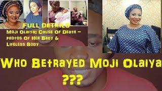 Who Betrayed Moji Olaiya  Fake Love From Friends