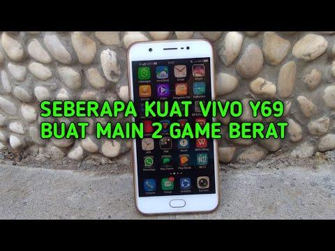 Vivo Y69 Gaming Test Videos - Waoweo
