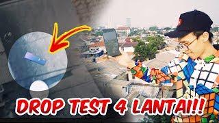 DROP TEST V11 PRO DARI LANTAI 4! HANCUR GAK?