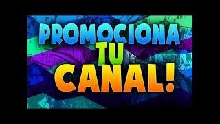 Promo de Canales #4 La Proxima puede ser la tuya