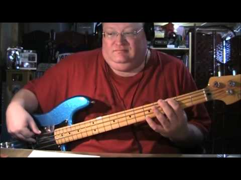 The Police Walking On The Moon Bass Cover