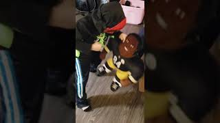 Antonio Brown gets beat down by young Steelers fan