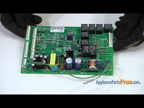 How To: GE Control Board WR55X10942P