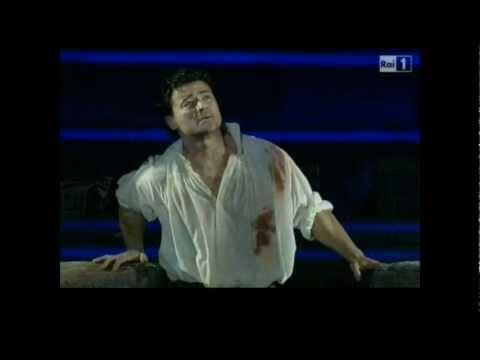 TOSCA:  e lucevan  le stelle - Arena Verona 07 06 2012 (RAI1)