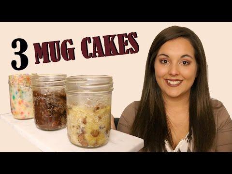 3-mug-cakes-/-3-gâteaux-dans-une-tasse